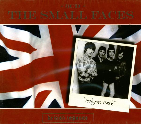 British Legends (3-CD)