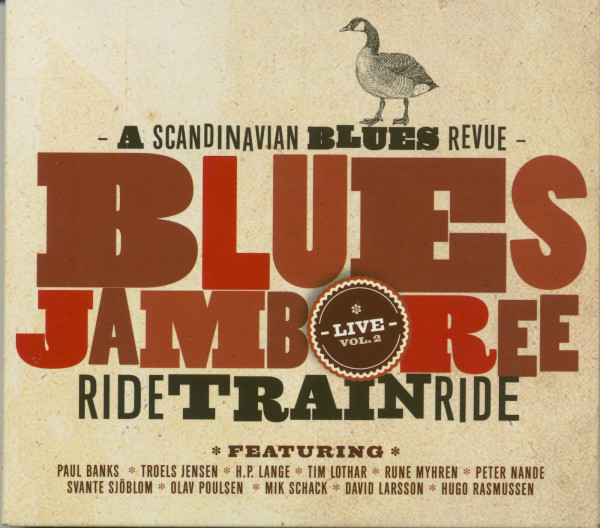 Ride Train Ride - Vol.2