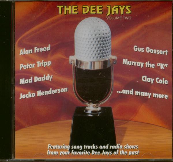 The Dee Jays Vol.2 (CD)