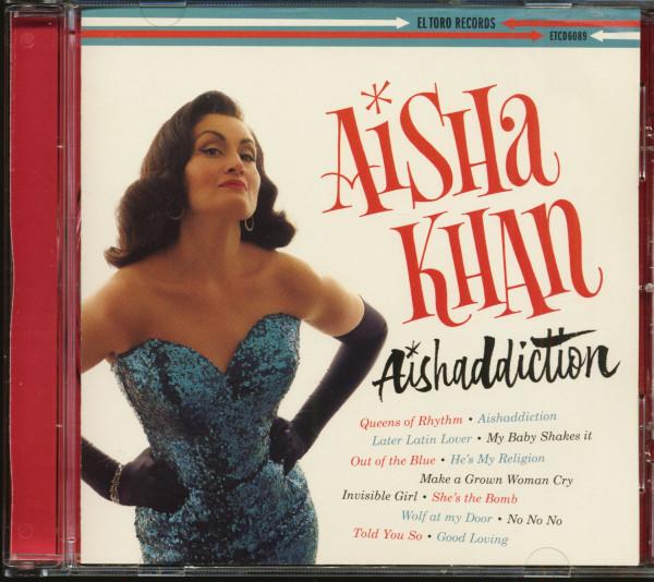 Aishaddiction (CD)