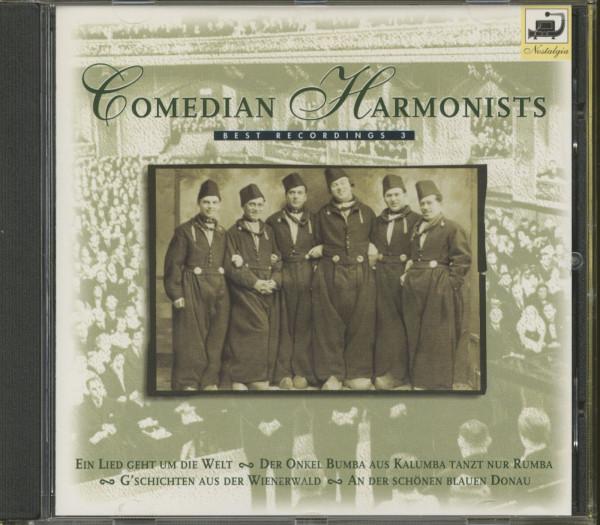Best Recordings, Vol.3 (CD)
