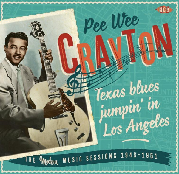 Texas Blues Jumpin' In Los Angeles