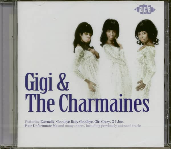 Gigi & The Charmaines (CD)