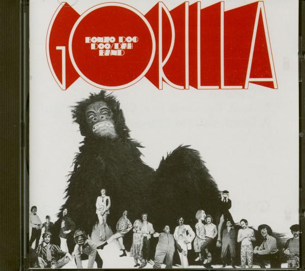 Gorilla (CD)