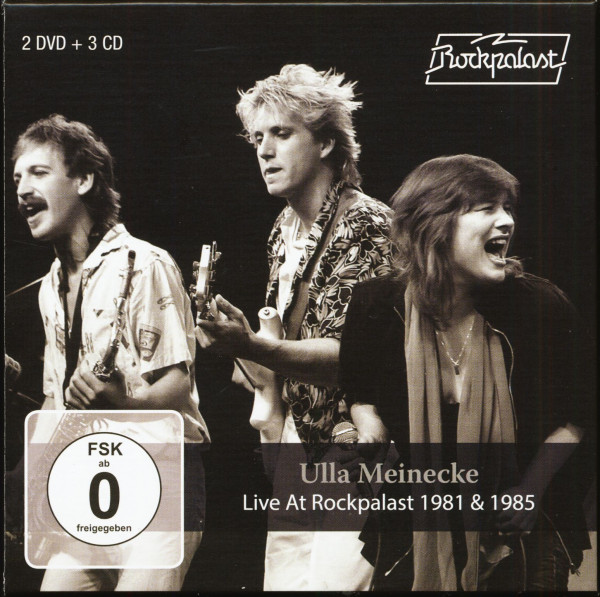 Live At Rockpalast 1981 & 1985 (3-CD & 2-DVD)