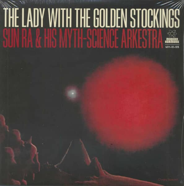 Lady With The Golden Stockings (LP,10inch)