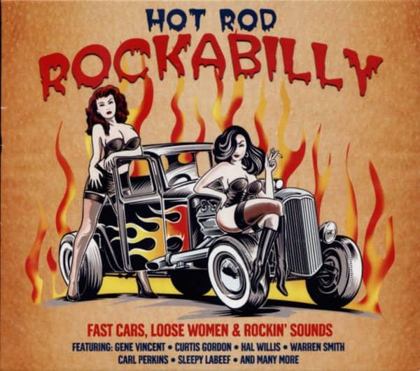 Hot Rod Rockabilly (2-CD)