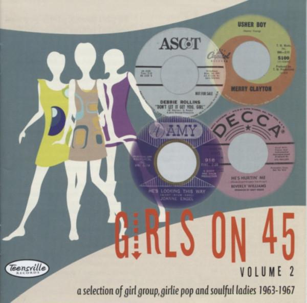 Girls On 45 - Vol.2