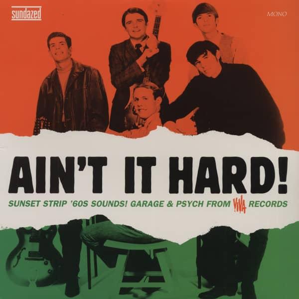 Ain't It Hard! Sunset Strip '60s Sound