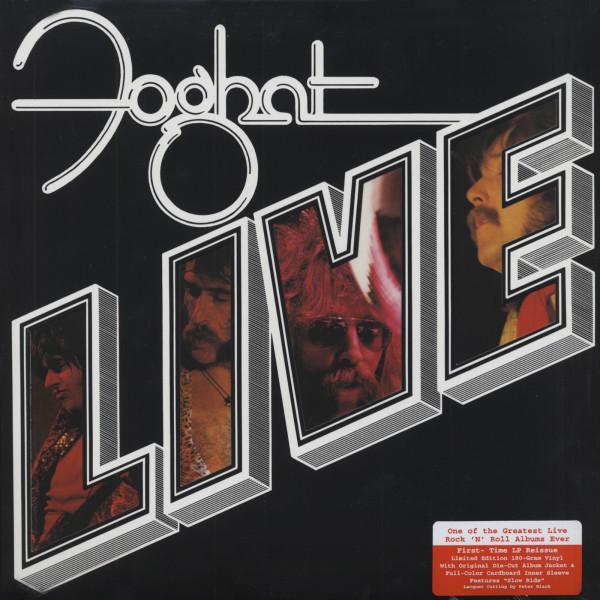 Foghat Live (180 Gram Vinyl)