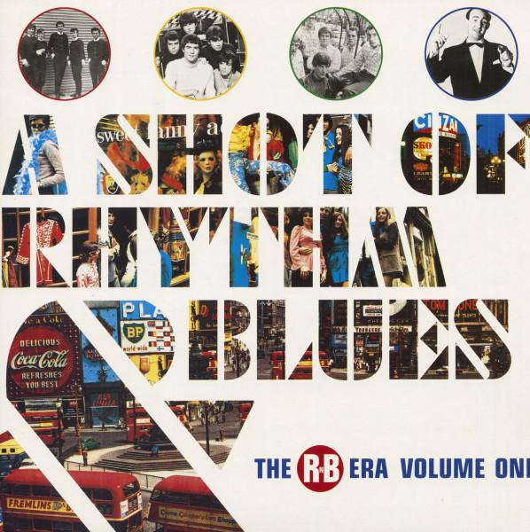 A Shot Of Rhythm & Blues - The R&B Era Vol.1 (LP)