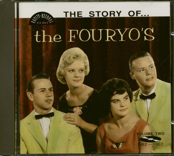The Story of The Fouryo's Vol.2 (CD)