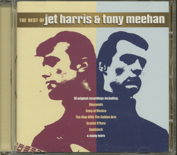 The Best Of Jet Harris And Tony Meehan (CD)