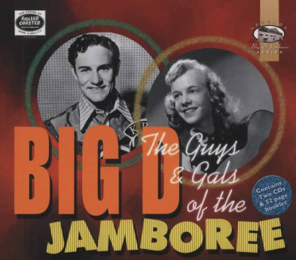 Guys & Gals Of The Big D Jamboree (2-CD)