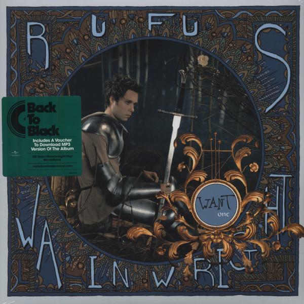 Want One (2x180g Vinyl)