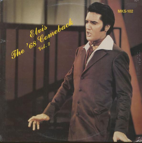 The '68 Comeback, Vol.2 (LP)