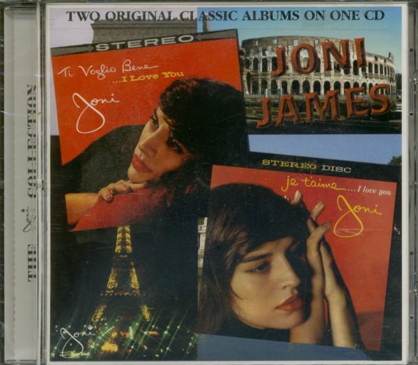 Ti Voglio Bene - Je T'aime - I Love You (CD)