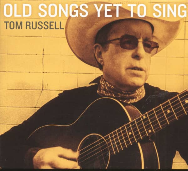 Old Songs Yet To Sing (CD)