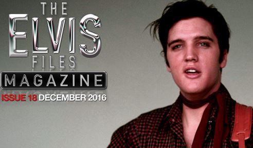 The Elvis Files Magazine #18-September 2016