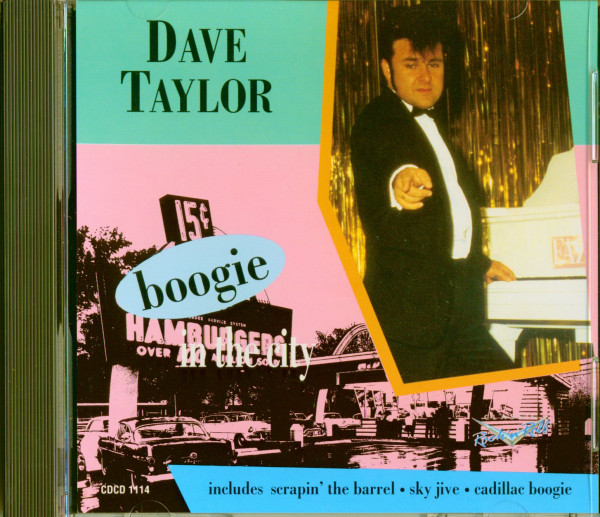 Boogie In The City (CD)