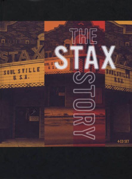 The Stax Story (4-CD Digibook)