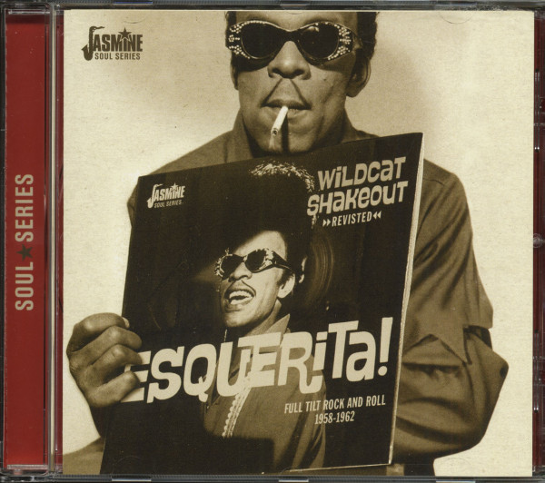 Wildcat Shakeout Revisited - Full Tilt Rock and Roll 1958-1962 (CD)