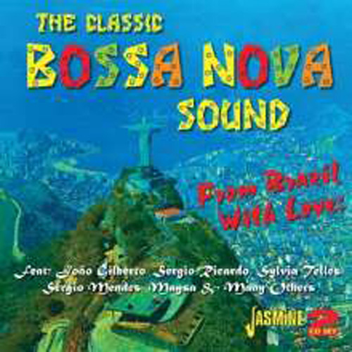 Classic Bossa Nova Sound - From Brasil With Love (2-CD)