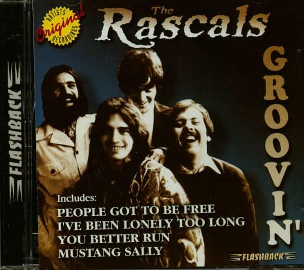 Groovin' (CD)