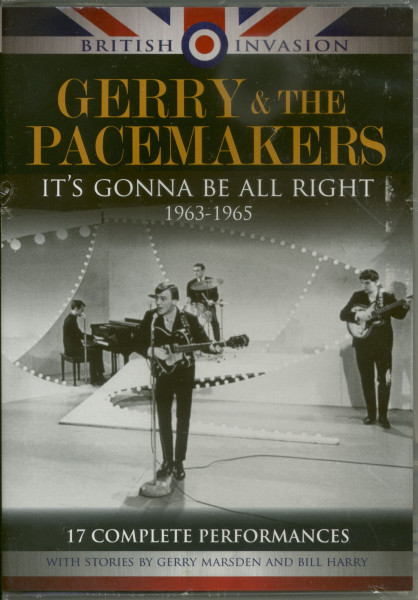 It's Gonna Be All Right 1963-65 (DVD)