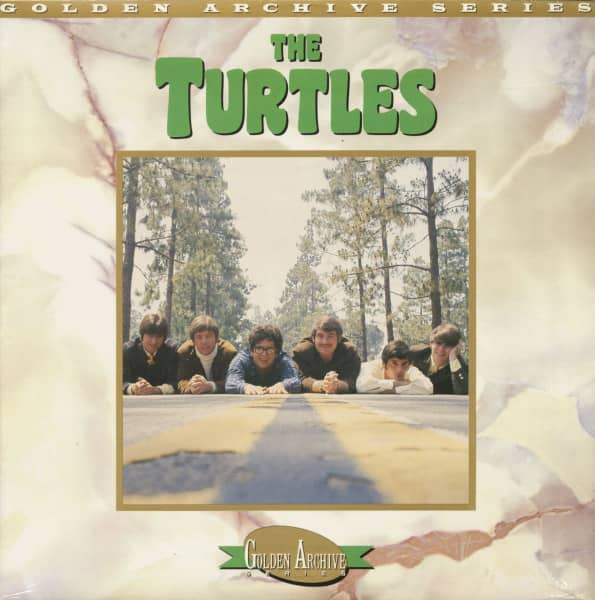 The Best Of The Turtles - Golden Archive Series (LP)