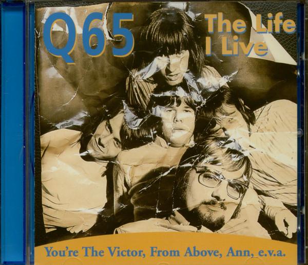 The Life I Live (CD)