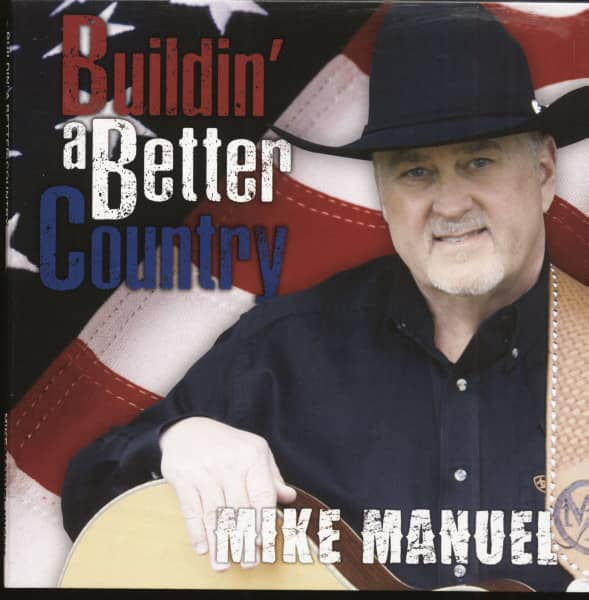 Buildin' A Better Country (CD)