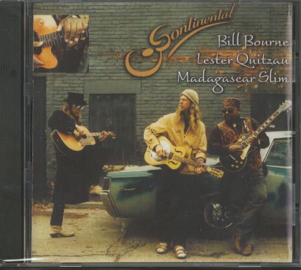 Tri-Continental (CD)