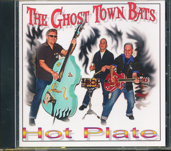 Hot Plate (CD)