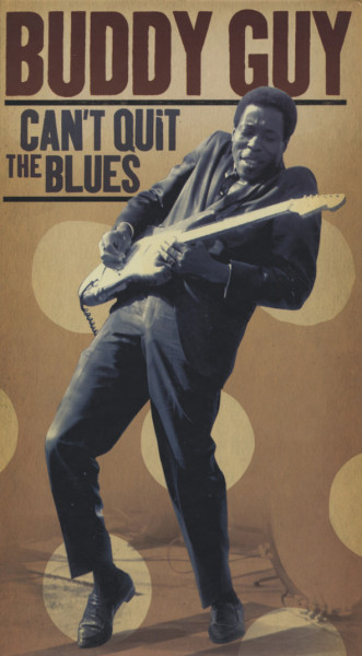 Can't Quit The Blues (3-CD - 1-DVD)