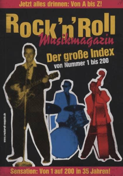 Index (#1-#200) Alle Künstler A-Z!