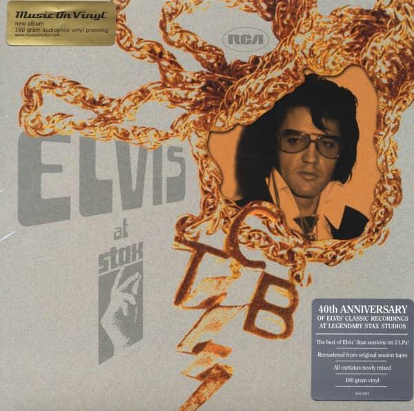Elvis At Stax (2x180g Vinyl)