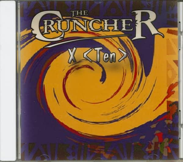 X - Ten (CD)