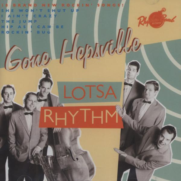 Lotsa Rhythm (2014)