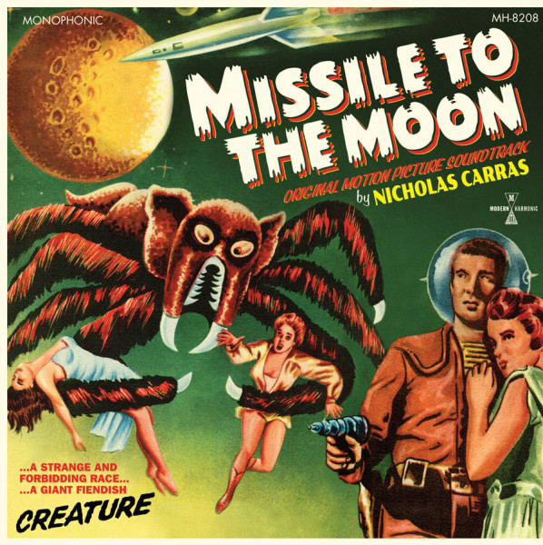 Missile To The Moon (LP & Poster)
