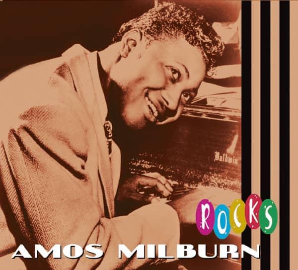 Amos Milburn - Amos Rocks