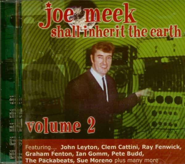 Joe Meek Shall Inherit The Earth Vol.2 (CD)