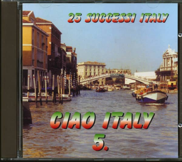 Ciao Italy Vol.5 (CD)
