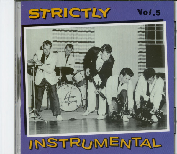 Vol.05, Strictly Instrumental