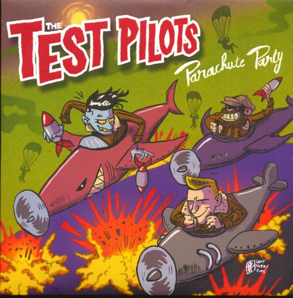 Parachute Party (CD)