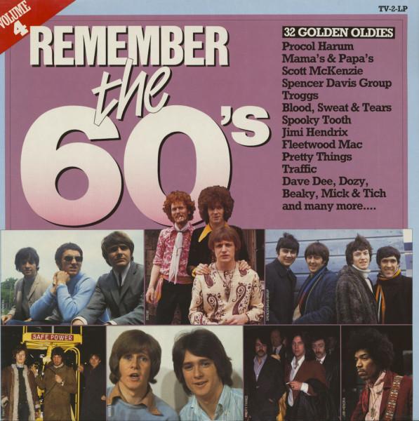 Remember The 60's Vol.4 (2-LP)