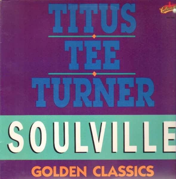 Soulville - Golden Classics (Cut-Out) Vinyl LP