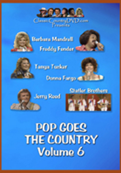 Vol.06, Pop Goes Country (1976)