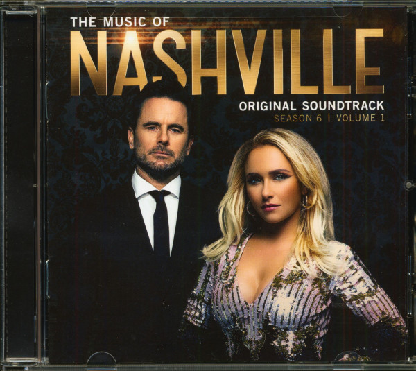 The Music Of Nashville - Original Soundtrack - Season 6 Vol.1 (CD)