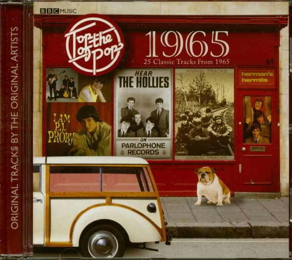 Top Of The Pops 1965 (CD)